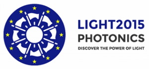 LIGHT2015 PHOTONICS Discover the power of light