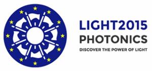 LIGHT2015 PHOTONICS Discover the power of light